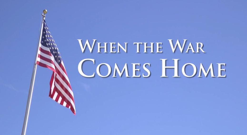 the war at home veterans essay