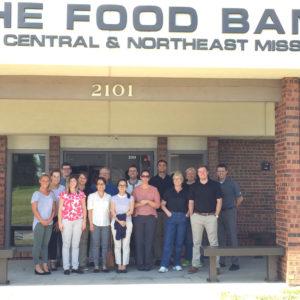 Volunteer Day At The Food Bank 10