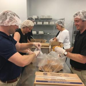 Volunteer Day At The Food Bank 8