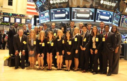 Tigers On Wall Street