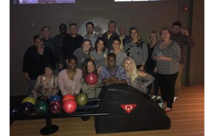 Atlanta Bowling Outing