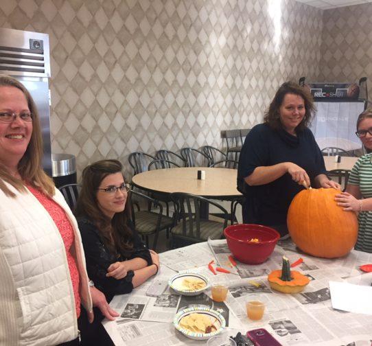 Pumpkin Carving Fundraiser
